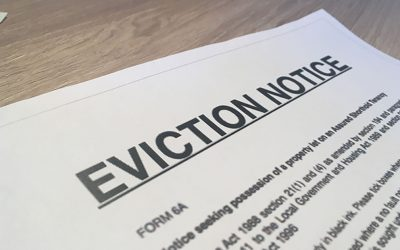 Section 21 notices to be banned for landlords in England announces government today